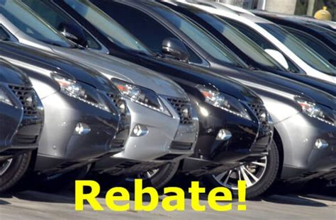 best rebates on new cars 17 best images about carbuyingtips blogs on