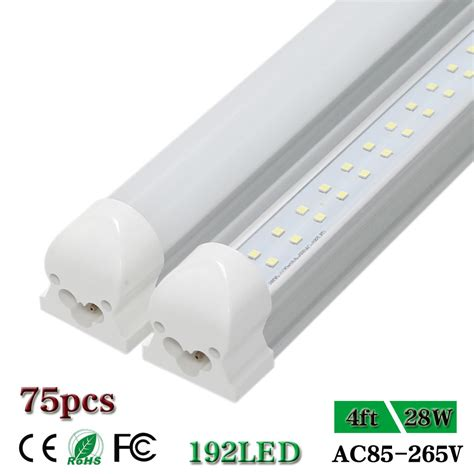 2 feet led tube light 4 ft led tube lights t8 integrated double row 120cm 1200mm