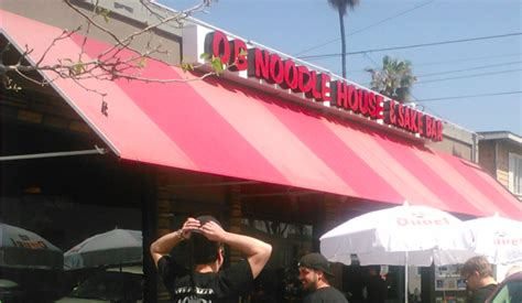 ob house food network shoots show at ob noodle house san diego reader