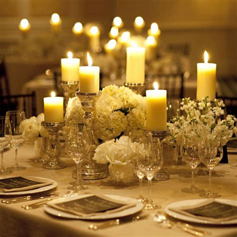 130 Spectacular Wedding Decoration Ideas Centerpiece Candle Centerpieces For Birthday