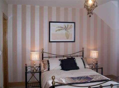 bedroom wall border ideas wallpaper for small room wallpapersafari