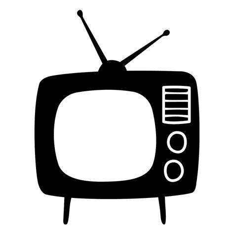 Sticker Tv stickers ordinateurs portables sticker retro tv