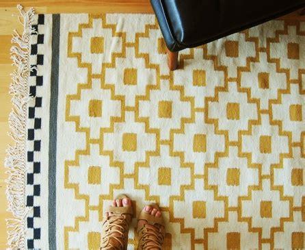 yellow and white rug ikea alvine ruta rug flatwoven white yellow handmade white yellow products rugs and ikea