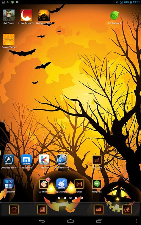 themes halloween android halloween theme android apps on google play