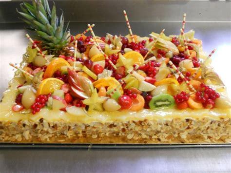 Decoration Genoise Aux Fruits by Tarte Les Milles F Olies De Papou