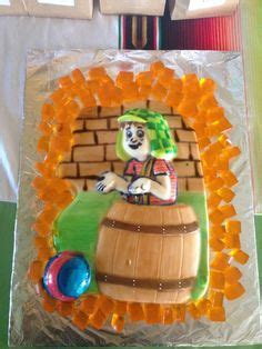 moldes para gelatinas del chavo del 8 1000 images about chavo del ocho party on pinterest