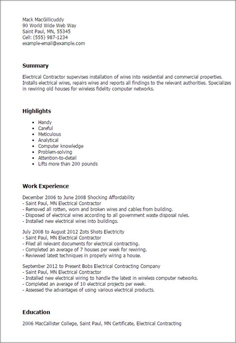 cleaner resume sle 28 images cleaner resume template