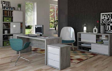composad mobili scrivania composad rovere grigio cm 69x180x74h linea