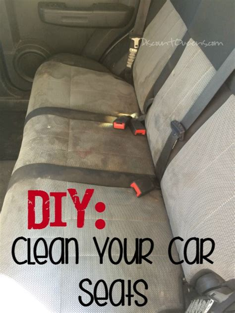 cleaning car upholstery at home do it yourself detail your cars upholstery home design