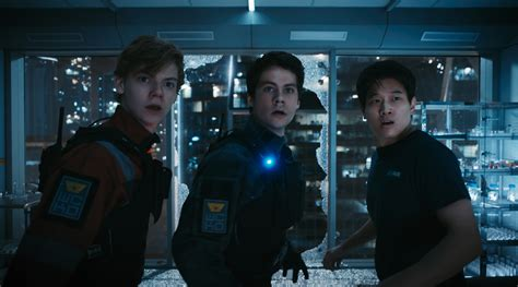 film maze runner ke 3 breakout actor ki hong lee in final chapter of gladers in