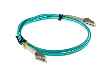 10 Gigabit Ethernet Fiber Optic Cable by Fiber Optic Cable Om3 Multimode Duplex Lc St Sc