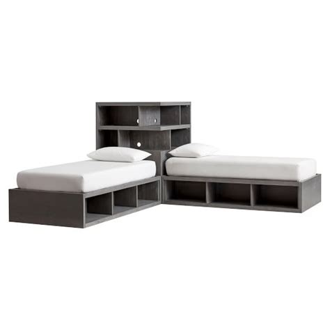 Store It Corner Unit Superset Pbteen Bed Corner Set