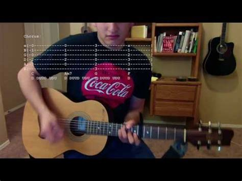 tutorial guitar everything has changed taylor swift everything has changed guitar lesson