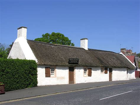 Burns Cottage by Burns Cottage Feature Page On Undiscovered Scotland
