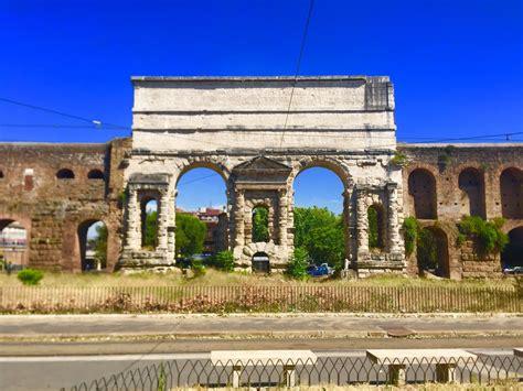 roma porta maggiore history italy garibottiphotography roma