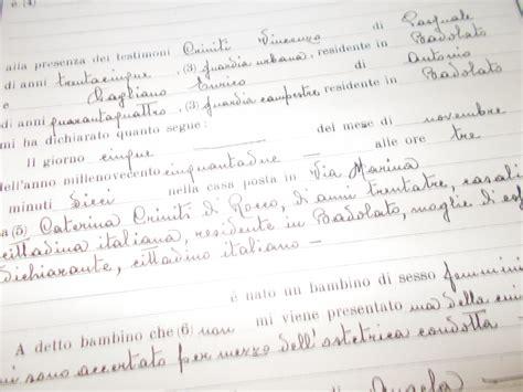 comune di catanzaro ufficio anagrafe lettere a tito n 173 concorso e mostra di calligrafia a