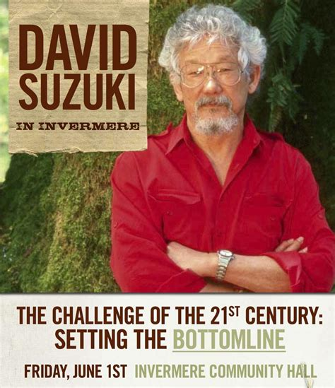 David Suzuki Interesting Facts Suzuki On Science