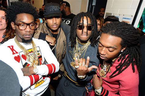 migos debut album sold a scant 15 000 copies its first