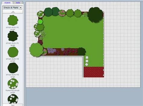 planning a flower garden layout 7 high tech gardening tools to plan the garden treehugger