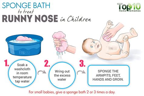 3 Month Baby Runny Nose by Home Remedies For Your Child S Runny Nose Page 2 Of 3