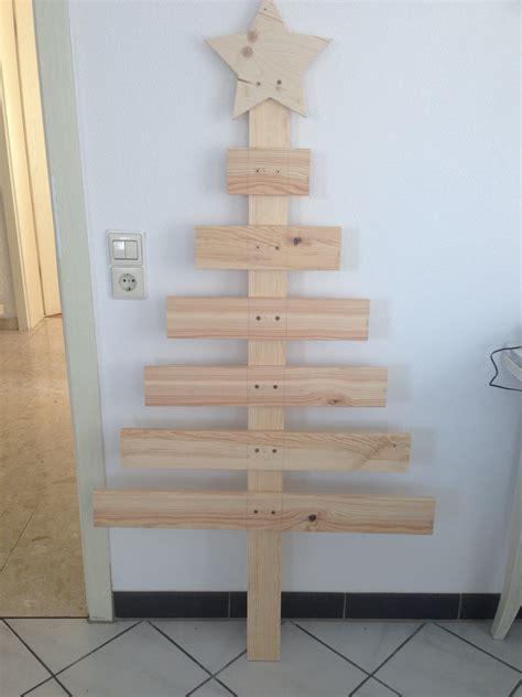 paletten weihnachtsbaum baumann accessories