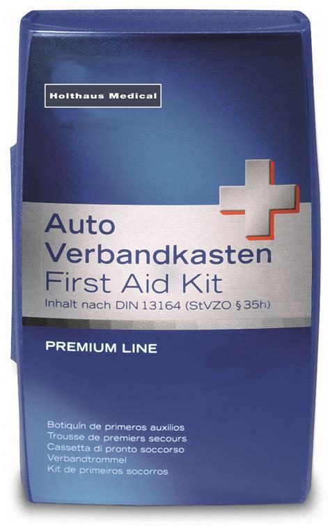 Verbandskasten Auto österreich Gesetz by Premium Verbandkasten Auto Holthaus De