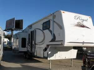 new and used fleetwood prowler regal fifth wheel for sale fleetwood fifth wheel floor plans trend home design and