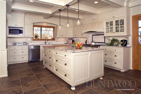 Huntwood Cabinets by Huntwood Cabinets Traditional Kitchen Cabinetry
