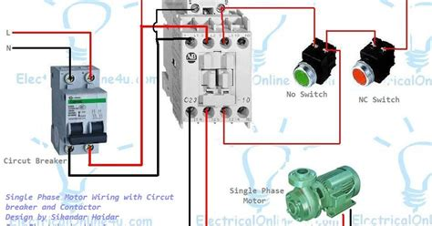 furnas motor starter wiring diagram wiring diagram