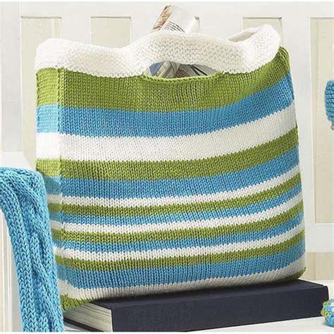 knitting pattern knitting bag free free stockinette stitch bag knitting pattern patterns
