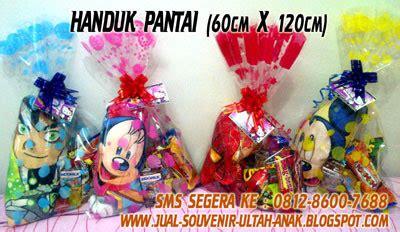 Handuk Karakter Anak Uk Sedang 100cm X 54cm 9 jual souvenir bingkisan hadiah kado ulang tahun anak dengan harga grosir di jamin murah