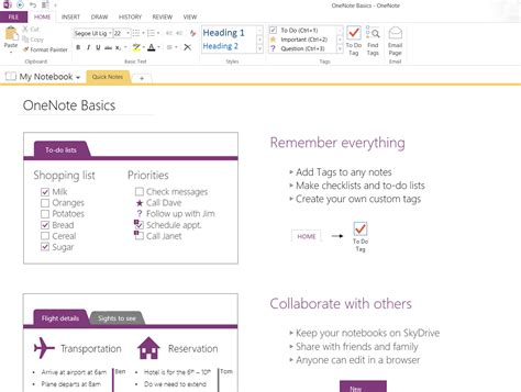 onenote to do list template day 17 onenote put it on your to do list