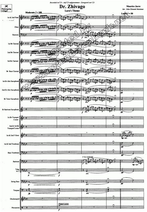 theme music dr zhivago musicainfo net details dr zhivago lara s theme 98039360