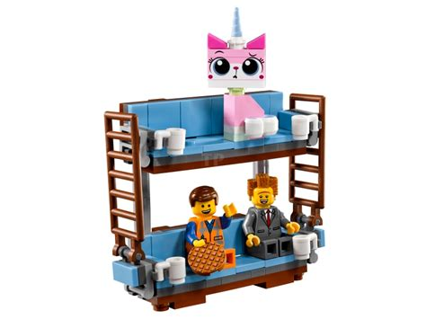 lego movie double couch double decker couch 70818 lego 174 toypro com