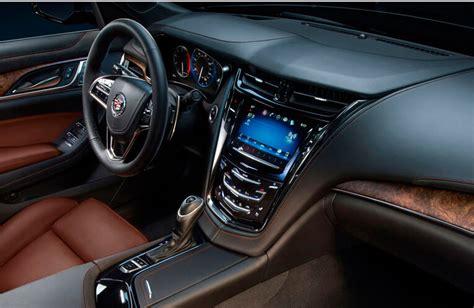 Cadillac Cts V Interior by El 2018 Cadillac Cts V Se Actualiza Con Dos Nuevos Colores