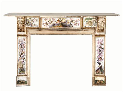 cornici legno intagliato caminiera francia sec xix in stile neoclassico in