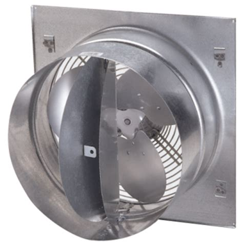 Garage Door Exhaust Fan by Garage Ventilation Fans Cool Garage