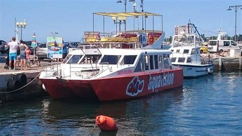 aquavision glass boat catamaran umag dsc 0052 large jpg picture of aquavision glassboat
