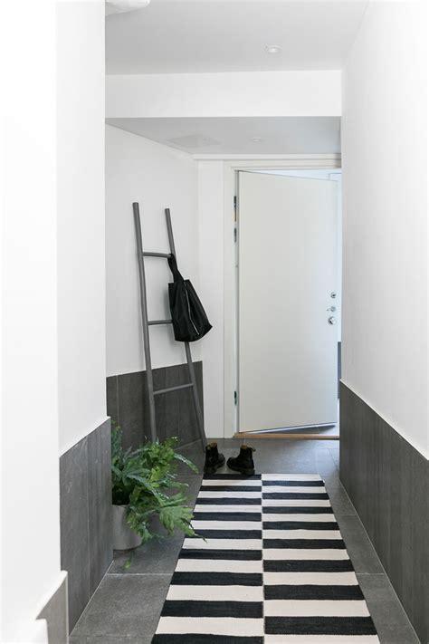 attrayant deco couloir noir et blanc 13 papier peint 281 best hall d entr 233 e am 233 nagement d 233 co images on