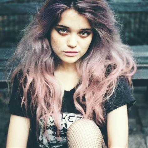 sky ferreira s pastel hair hair colors ideas sky ferreira grey hair sky ferreira grey hair sky ferreira