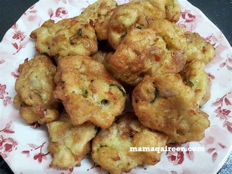 bahan2 untuk membuat roti goreng resepi cucur roti sedap tak serap minyak bila masak