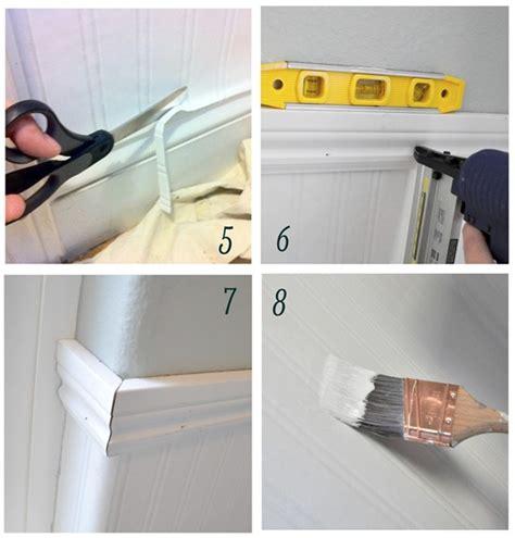 installing beadboard in bathroom bhg centsational style