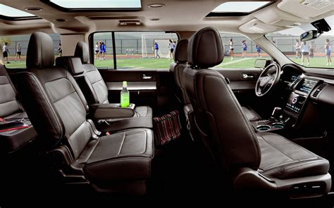 Ford Flex Interior Photos by 2013 Ford Flex Drive Photo Gallery Motor Trend