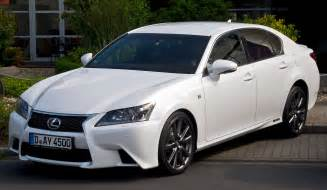 Lexus F Sport Accessories Lexus Gs F Sport Technical Details History Photos On