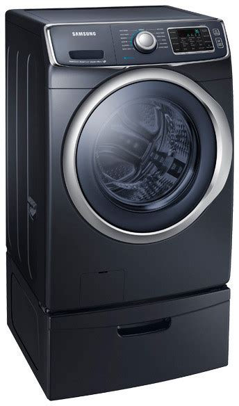 samsung vrt plus samsung wf45h6300ag 27 inch 4 5 cu ft front load washer with 13 wash cycles 1 300 rpm steam