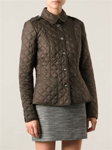 Burberry Quilted Jackets On Sale by Burberry Brit Quilted Jacket On Sale Myideasbedroom