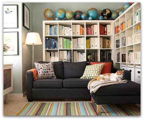 behind the couch bookshelf bookcases behind a sofa home design elements