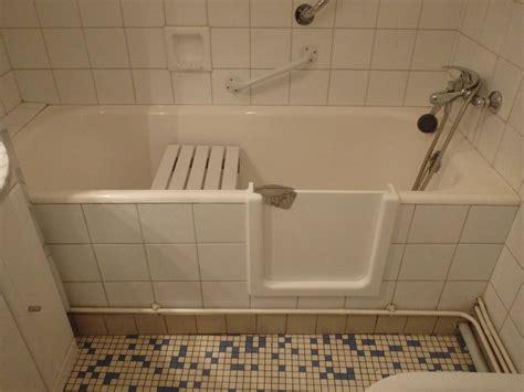 porte pour baignoire transformer une baignoire en baignoire a porte agen