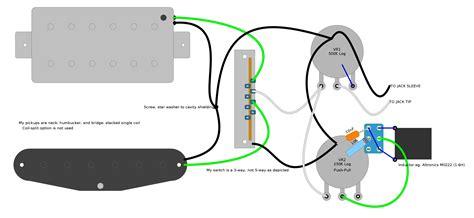 custom telecaster wiring diagram telecaster free printable