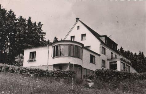Haus Waldfrieden by Gebhardshain Haus Waldfrieden 1964 Nr 0069490